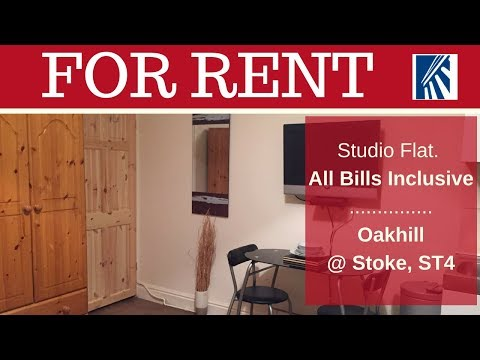Smart Studio Flat for Rent, London Road, Stoke