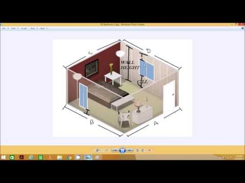 INTRODUCTION : How to draw room plan and take dimensions.
