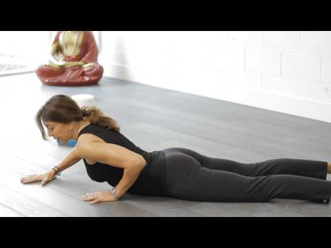 Yoga for Rotator Cuff Injuries