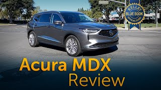 2022 Acura MDX | Review & Road Test