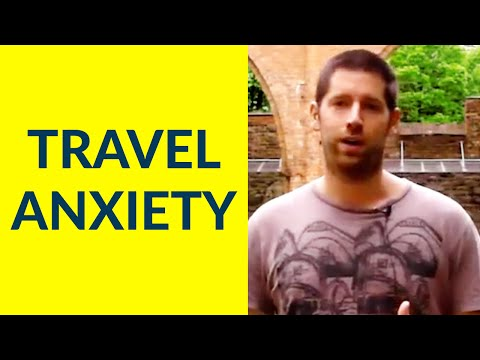 Travel Anxiety and The Fear of Travel (How To Overcome It!)