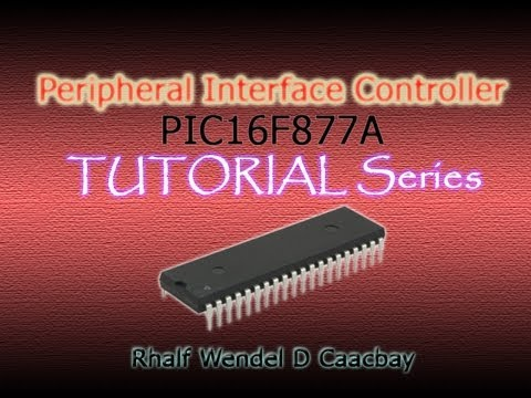 MikroC - PIC - PIC16F877A - 06 - Analog to Digital Converter (ADC)