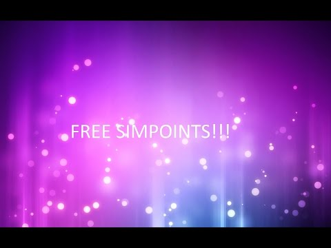 How to Get Free Simpoints For The Sims 3