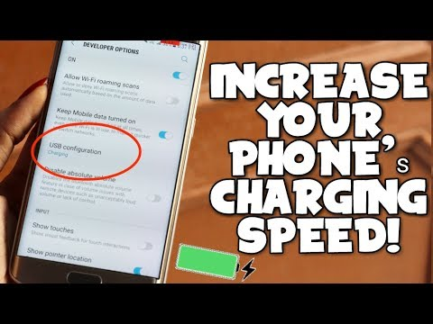 COOL HACKS to CHARGE your Phone FASTER! 😍