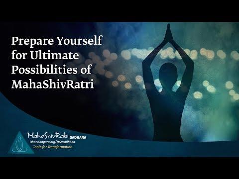 Prepare Yourself for Ultimate Possibilities of MahaShivRatri