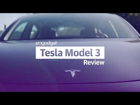 2018 Tesla Model 3 Smart Drive Ultimate dRIVING Review: $35,000 Price