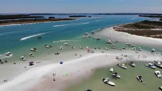 Largest Florida boat ramp at FULL capacity! Every boat was out day after stay at home order expired