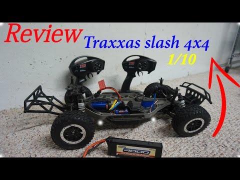 TRAXXAS SLASH 4x4 REVIEW - 1/10 (Should You BUY!!!)