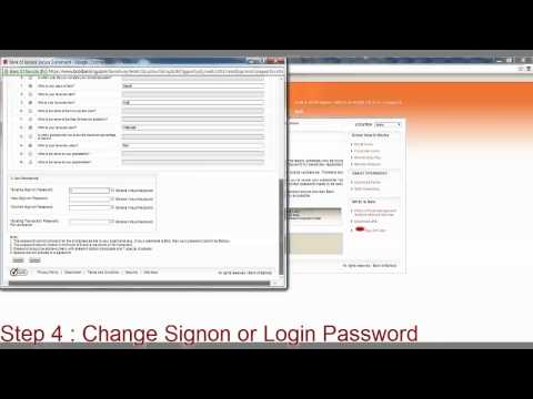 How to First Time Login to Bank of Baroda Netbanking