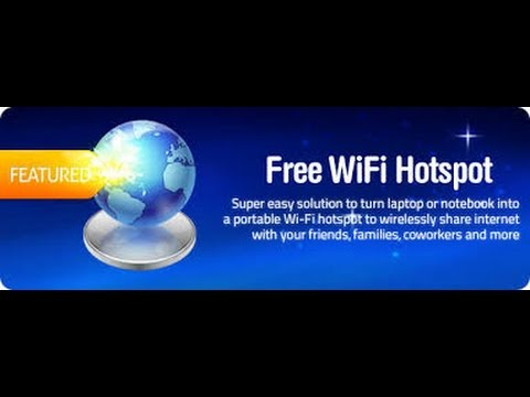 How to create a wifi hotspot using cmd on windows 10/7/8/8.1