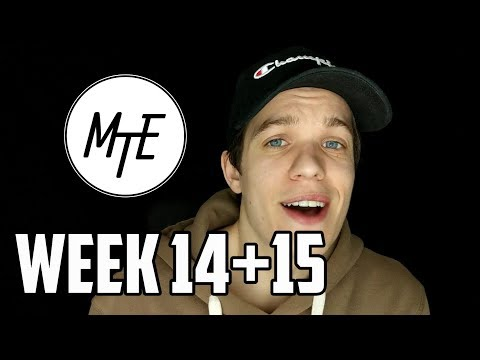 1K SUBSCRIBERS + 1K INSTAGRAM FOLLOWERS | Week 14+15