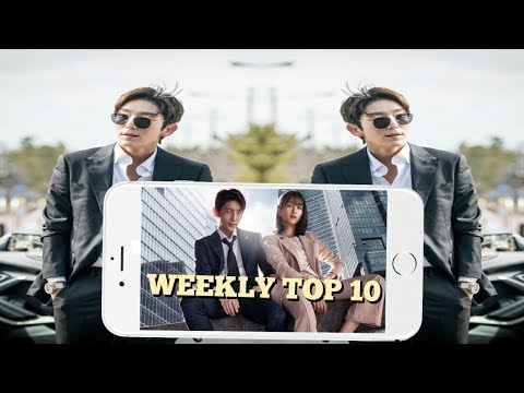 Weekly Top 10 Korean Drama | May 21- May 26 , 2018 | RATINGS
