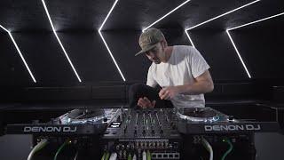 JFB performance: Denon DJ SC6000M Media Players \u0026 X1850 Professional DJ mixer