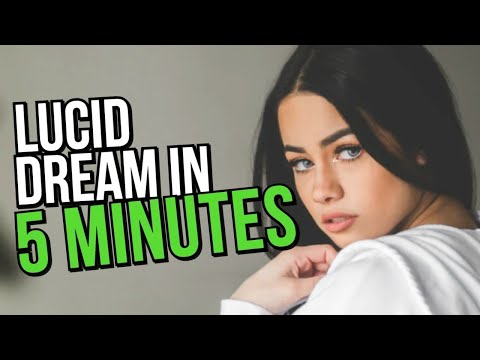 How To Lucid Dream In 5 Minutes Or Less (Guaranteed)