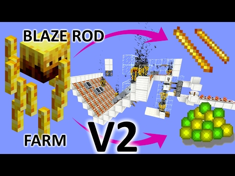 BEST BLAZE FARM for Rods & XPs (1.12, 1.11.1, 1.11.2)