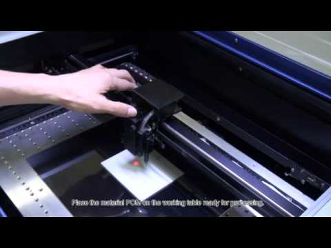 Creating Embossing Common Seal With Laser Machine How To