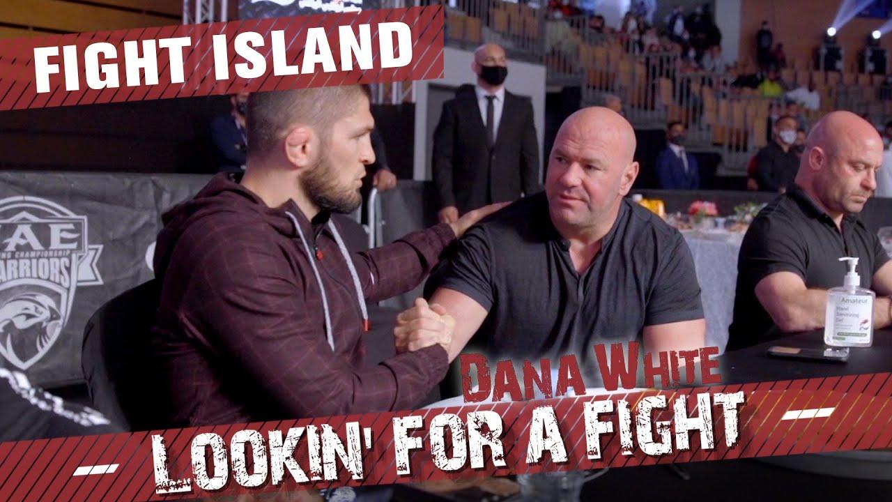 Dana White: Lookin' For a Fight – Abu Dhabi, Fight Island 3.0