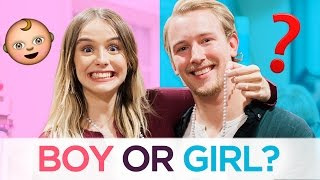FINDING OUT THE SEX OF MY BABY?! | Acacia and Jairus Gender Reveal