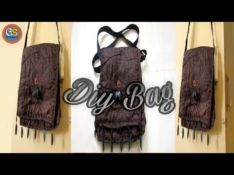 Best Out Of Waste Cloth Bags - Waste Cloth Handbags