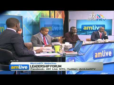 Uhuru accused of being unwilling, overwhelmed in the fight against corruption