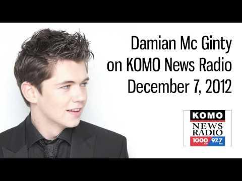 Damian Mc Ginty on Seattle's KOMO News Radio, December 7, 2012