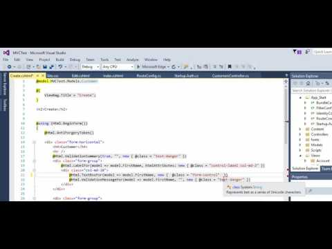 MVC  - Set Default Value of TextBoxFor