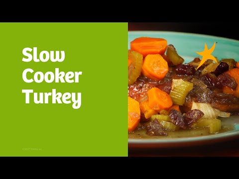 DaVita Eats: Slow Cooker Turkey