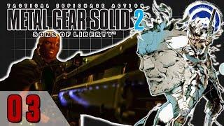 METAL GEAR SOLID 2: SONS OF LIBERTY | Metal Gear Saga Part 16: Fatman on Bomberman