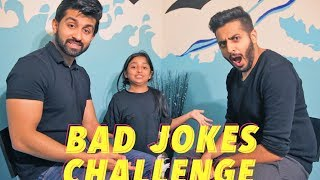 BAD JOKES CHALLENGE! - DhoomBros (ShehryVlogs # 98)
