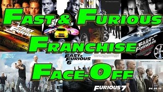 Fast and Furious Franchise Face-Off: Examining the Series (Part 1 of 2, Movies 1-6)