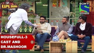 Dr. Gulati makes an odd  Business pact with Jaggu dada - The Kapil Sharma Show