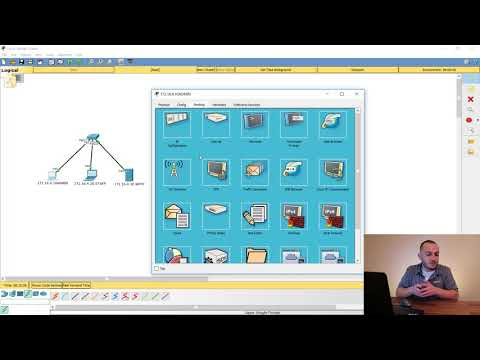 Setting up SMTP Server  - Cisco Packet Tracer