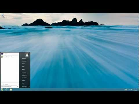 How to make Classic Shell look like the Windows 7 Start Button