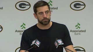 OMG! AARON RODGERS JUST RETIRED!!!