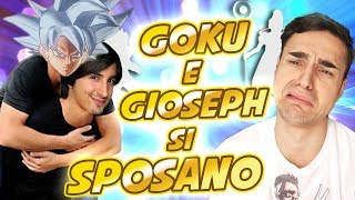 GOKU e GIOSEPHTHEGAMER SI SPOSANO! | Capsule Opening Hero Colosseum Xenoverse 2 Ita