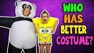 KIDS COSTUME DRESS-UP SHOW w/ KARINA and RONALD!!!