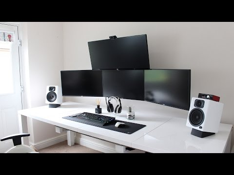 Ultimate Cable management Guide, How To Get a Super Clean Gaming Setup.