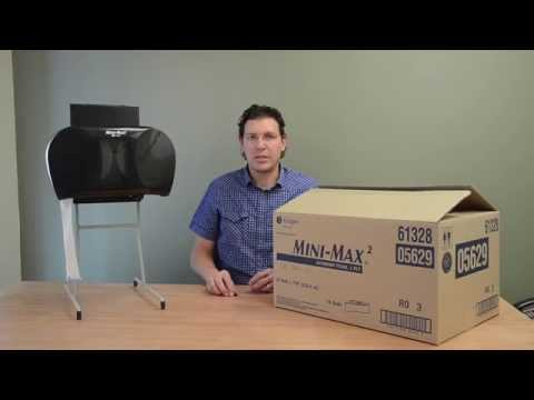 How to Load a Minimax Dispenser