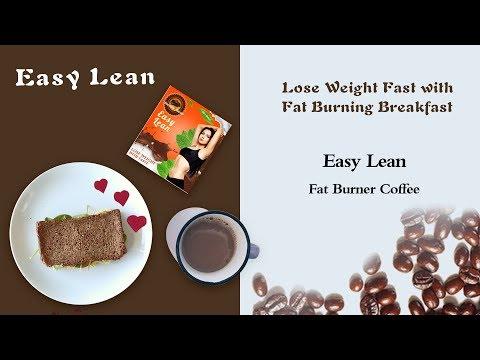 Lose Weight Fast with Fat Burning Breakfast -- Easy Lean Fat Burner Coffee