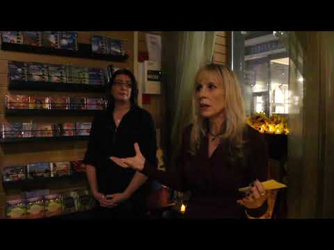 Channeling the Spirit World on Halloween with medium Claire Broad and Theresa Cheung