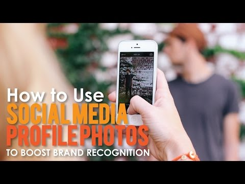 How to Use Social Media Profile Photos to Boost Brand Recognition