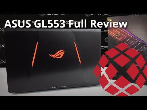ASUS GL553 Kaby Lake - Full Review