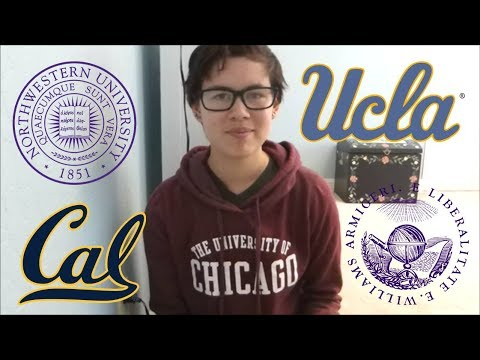 COLLEGE ADMISSIONS | How I Got Zero Rejections