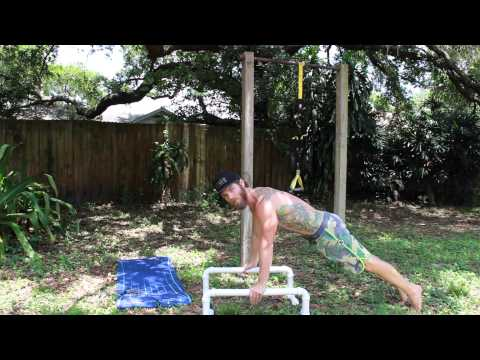 Surfing Paddling Workout - Upper Body Endurance - Work Capacity