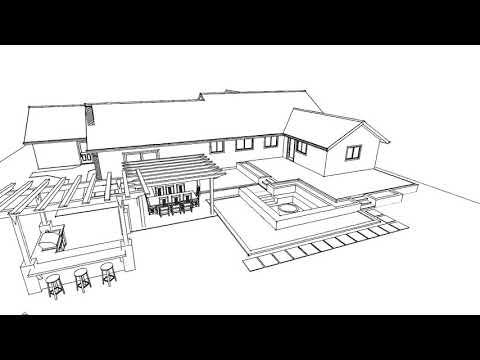 Trellis Design Ideas and Landscape Modeling