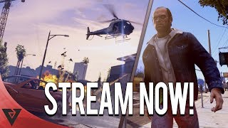 🔴 [Gun Running DLC] - WHERE HAVE WE BEEN??? | w/Facecam | Grand Theft Auto: V