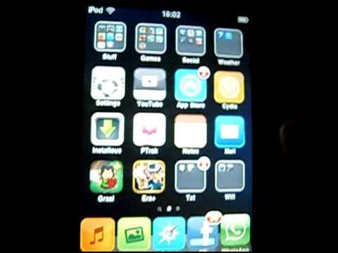 Tutorial: Awesome free Cydia app (barrel) for iPod Touch 2G 4.2.1!!!