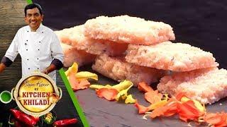 Sanjeev Kapoor Ke Kitchen Khiladi - Ep 13 - Bisi Bele Bhath and Coconut Barfi