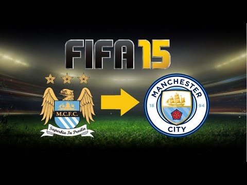 How to Change Team Logo on FIFA 15 (and 14) (creation master) [NEW]