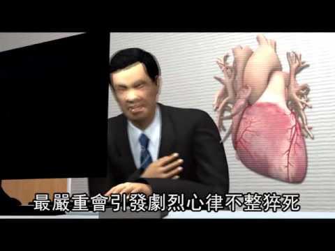 心肌梗塞瞬間要命 醫師教你如何自保--蘋果日報20160116